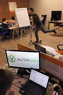 Мобильность команды Altergeo позволила за год раскрутить сервис городской навигации и привлечь $5 млн