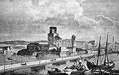 Выживших во время дуэли невольников чести по закону ожидало длительное заключение в крепости