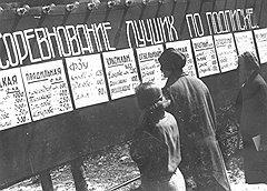 В 1930-х годах советские люди убедились, что подписка на выигрышный заем неизменно приводит их к финансовому проигрышу