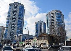 В Свердловской области современность причудливым образом сочетается с архаикой
