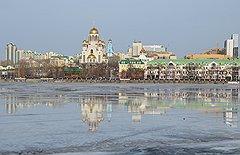 И в Екатеринбурге, и во многих других уральских городах обязательно найдется градообразующий пруд