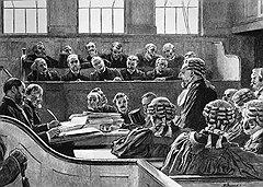 Члены погребальных клубов, сидевшие на скамье присяжных, не собирались отправлять на виселицу одноклубников, оказавшихся на скамье подсудимых