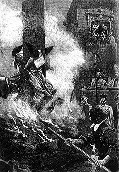 В средневековой Франции тех, кто превращал детей в прах, ожидало превращение в пепел