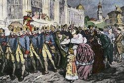 Гессенский ландграф не нуждался в услугах Ротшильда лишь до тех пор, пока его солдаты строем шли на экспорт