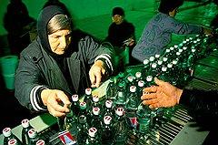 """Минеральная вода """"Боржоми"""" занимает в объеме продаж холдинга IDS Borjomi всего 18%"""