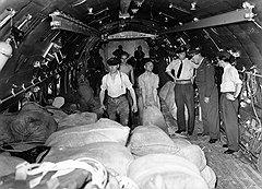 Военная помощь США поступала быстро, организованно и не в те руки