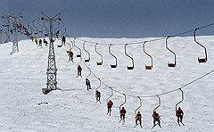 Нынешняя инфраструктура Приэльбрусья пока еще мало напоминает альпийскую