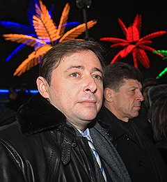 Александр Хлопонин (слева) и Дмитрий Козак (справа) сделали все, чтобы курорты Северного Кавказа заиграли новыми красками в глазах туристов