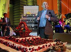 Амбиции Владимира Кехмана простирались далеко за пределы фруктовой империи