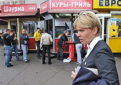 Образ Евгении Чириковой ассоциируется скорее с пламенным борцом, а не с крепким хозяйственником, которого хотел бы видеть на посту мэра Химок губернатор Сергей Шойгу