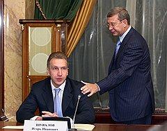Теплые отношения с чиновниками высокого ранга очень помогли Евтушенкову в бизнесе