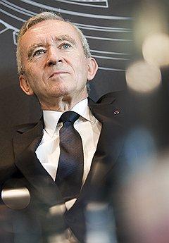 Бернар Арно решил из самого богатого француза превратиться в самого богатого бельгийца