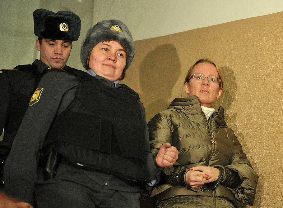 Теперь судьба отставного министра зависит от того, насколько деятельным окажется сотрудничество Екатерины Сметановой со следствием