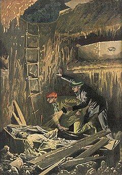 Чтобы начинающие хирурги могли уверенно держать скальпель, опытные гробокопатели должны были брать лопату и идти ночью на кладбище