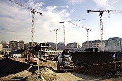 Строительство квартала CityLife в Милане: полный редевелопмент территории