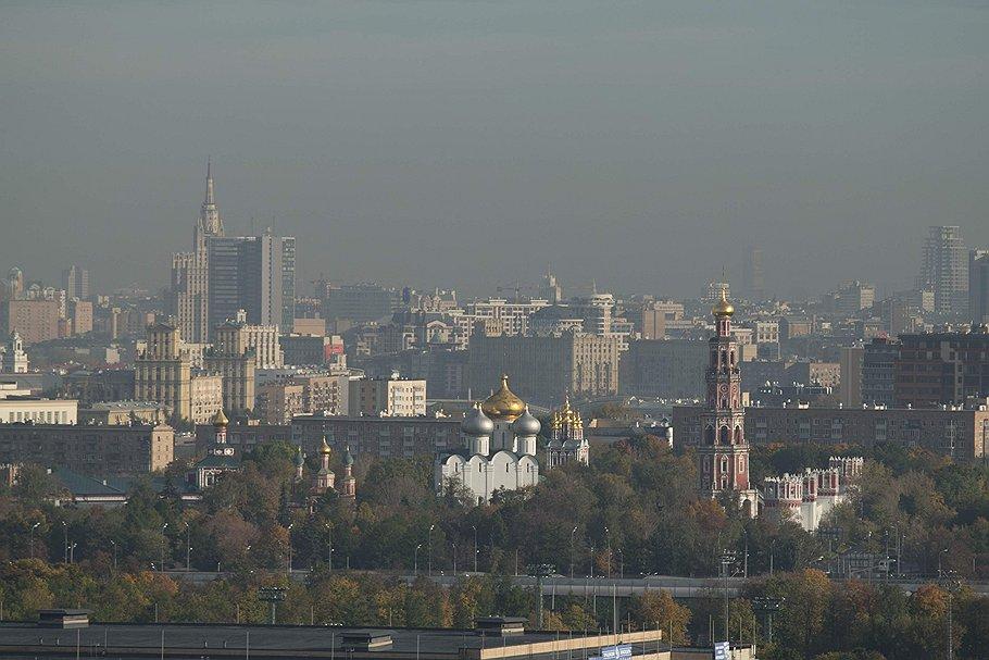 Район Хамовники становится новым центром элитной застройки Москвы