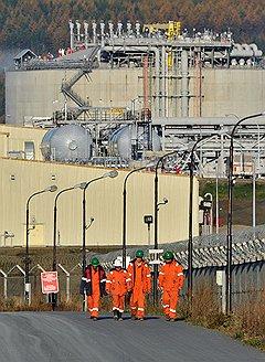Из двух десятков работающих в мире заводов по производству сжиженного газа только один находится в России, на Сахалине