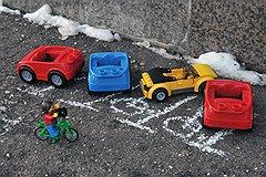 """Часто """"урбанистика снизу"""" сводится к информированию в ЖЖ о городских ужасах вроде неправильной парковки"""