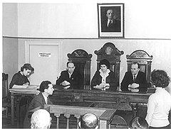 Судьи единодушно высказывались за наказание самогонщиков не сроком, а штрафом