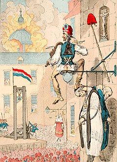 Французская революция погубила монархию, а революция в эшафотном деле поставила под удар профессию палача