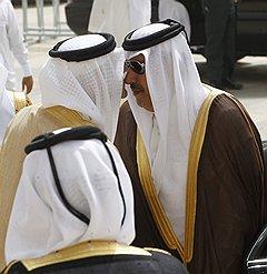 Арабским шейхам придется вспомнить уроки 1980-х и попытаться не допустить обвала цен на нефть