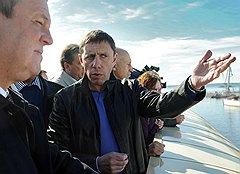 Построив дамбу в Петербурге, Владимир Коган не сомневается, что справится и с терминалом в Новороссийске
