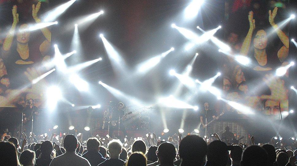 """СК """"Олимпийский"""" — одна из немногих по-настоящему крупных концертных площадок в России"""