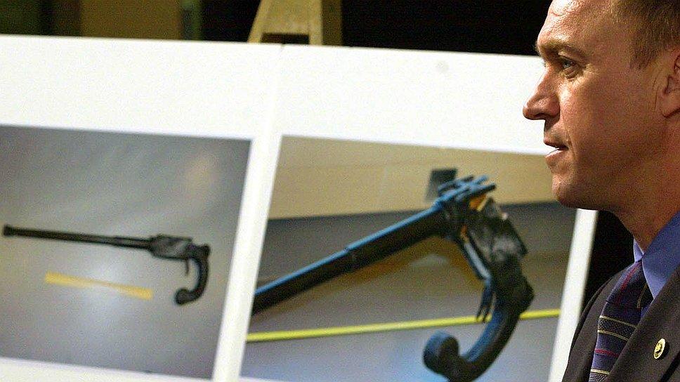 Агенты ФБР были изумлены работой умельца, создавшего дробовик, неотличимый от разводного ключа