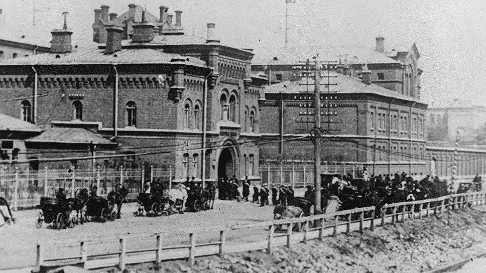 В первые годы советской власти в тюрьмах проявляли исключительную заботу о самых состоятельных арестантах