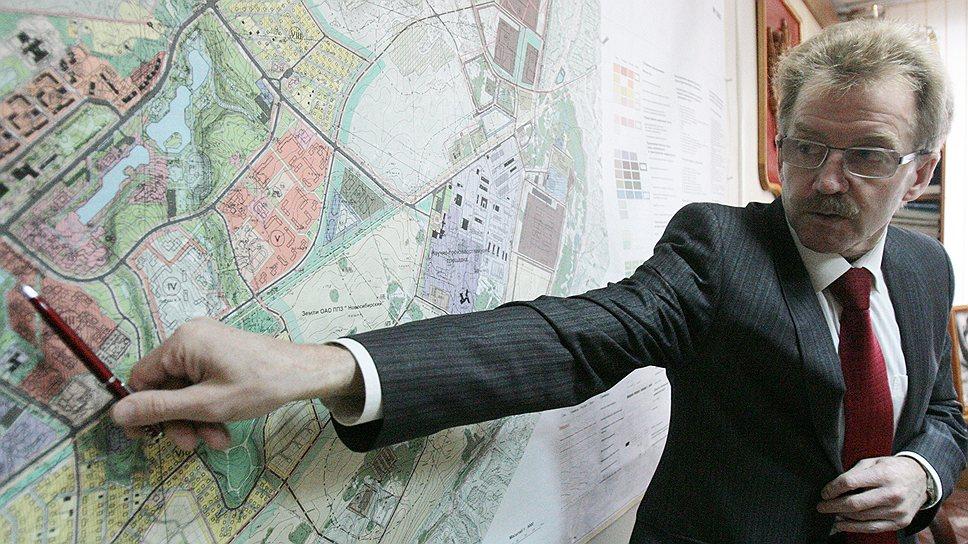 Мэр наукограда Кольцово Николай Красников получил на выборах 86% несмотря на три уголовных дела