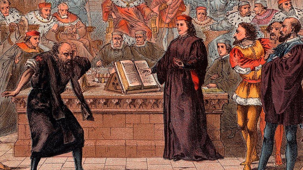 В Венеции XVI века ростовщичество стало превращаться в банковское дело, а корысть итальянской знати -- в банковский надзор
