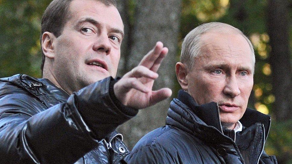 Если экономика России докатится до рецессии, Дмитрию Медведеву станет еще труднее исполнять обещания Владимира Путина