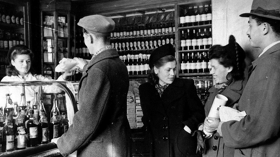 После ликвидации карточной системы советская торговля от хитроумных схем вернулась к простому обвешиванию и обсчитыванию