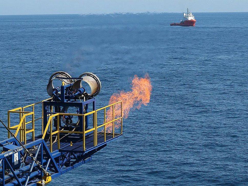 Газовый факел японских метангидратов может разжечь пламя новой энергетической революции