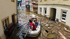 Паводок смыл миллиарды евро