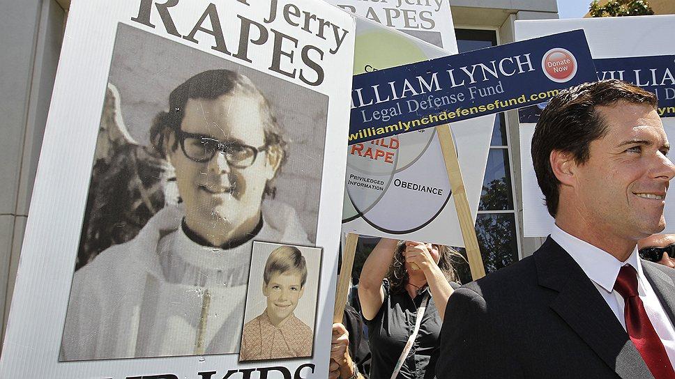 Суд Линча официально признан правым делом: Уильям Линч, избивший священника-педофила, был оправдан присяжными