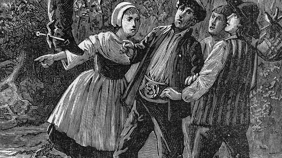 Тайный трибунал фемгерихт пугал жителей Вестфалии не меньше, чем преступники, которых он казнил