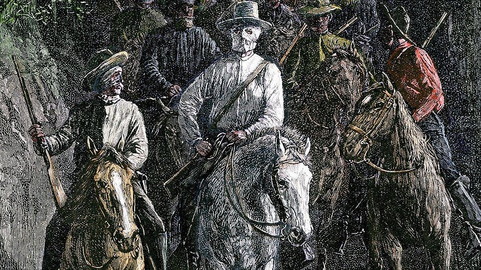 Благодаря вигилантам многие бандиты Дикого Запада оказались в подвешенном состоянии