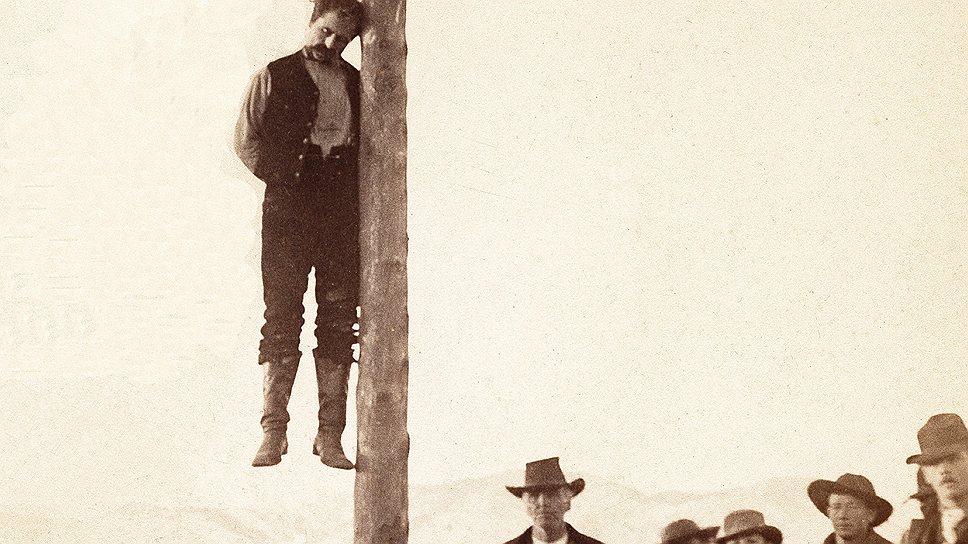 Судьи-самозванцы использовали телеграфные столбы, чтобы посылать ясные и доходчивые сигналы правым и виноватым