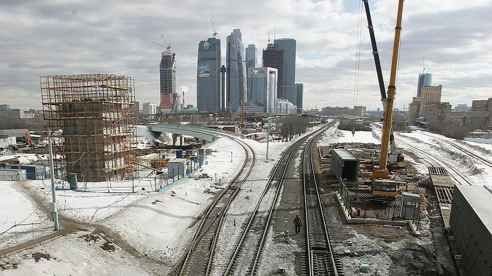 Малое кольцо Московской железной дороги, используемое только для грузовых перевозок, в ближайшем будущем станет фактически вторым, наземным метро