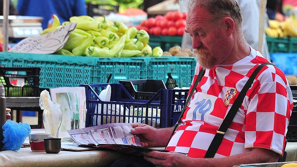 Хорватские сельхозпродукты славятся высоким качеством и экологичностью