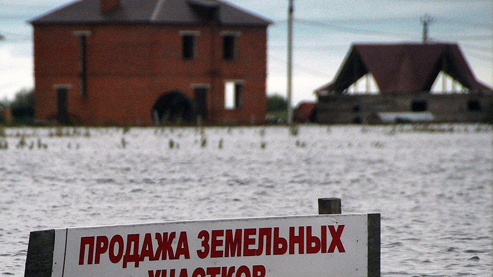 Перевод земель из одной категории в другую в России традиционно тонет в коррупции