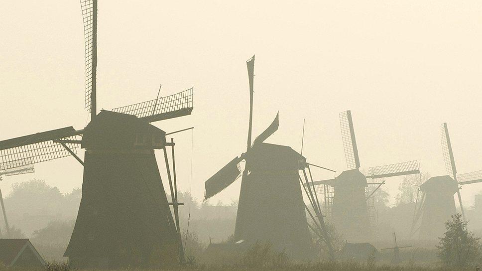 Рациональное использование природы всегда было одним из конкурентных преимуществ голландской экономики