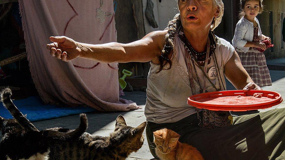 Несмотря на быстрый экономический рост и успех реформ, большая часть населения Грузии живет в бедности