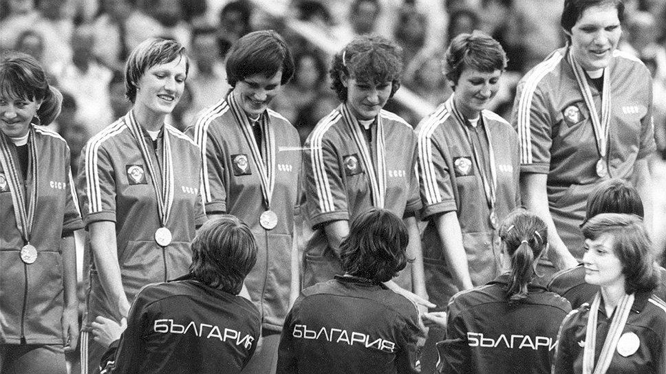 Советские баскетболистки демонстрировали всему миру преимущества капиталистической системы, побеждая в костюмах от Adidas