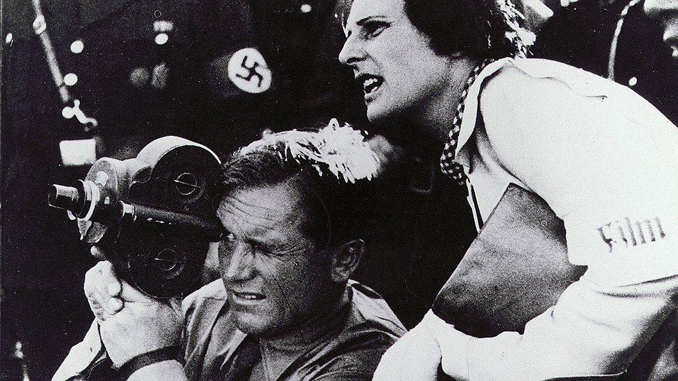 Рационирование промышленных товаров коснулось даже любимицы фюрера режиссера Лени Рифеншталь