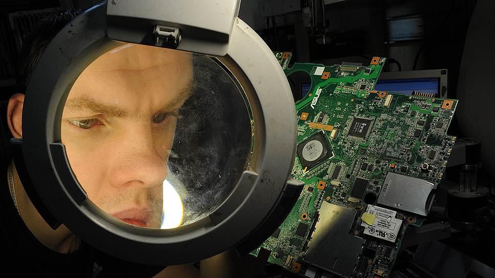 Чем сложнее становятся устройства, тем больше смысла при их ремонте мастера видят в замене крупных узлов