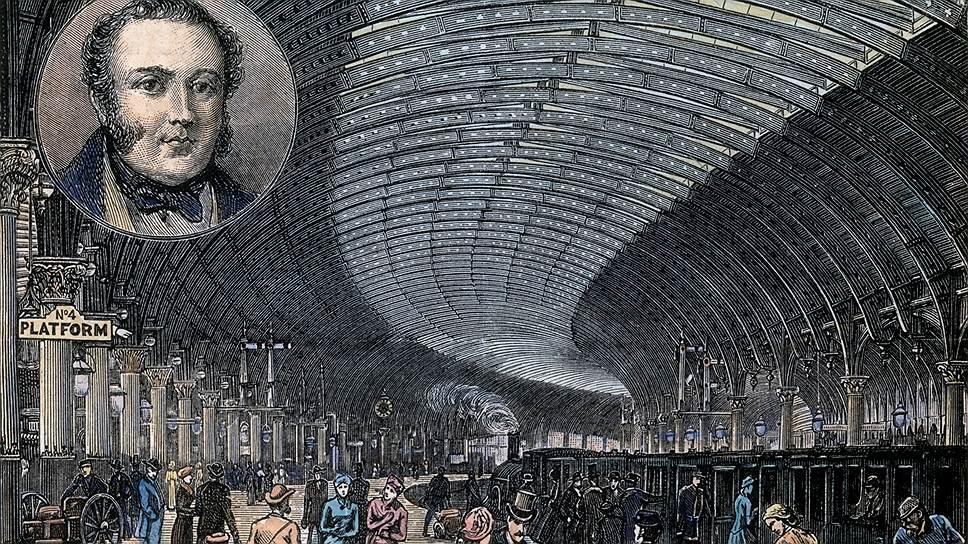 Король железных дорог Георг Хадсон не гнушался обмана и пирамидостроительства