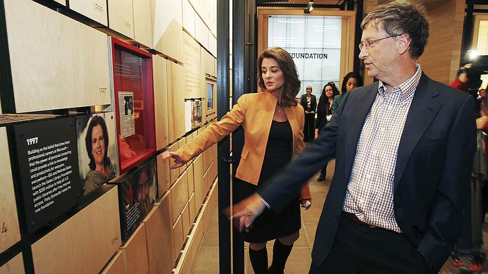 Мелинда и Билл Гейтс стали крупнейшими спонсорами движения МООС (Massive Open Online Course)