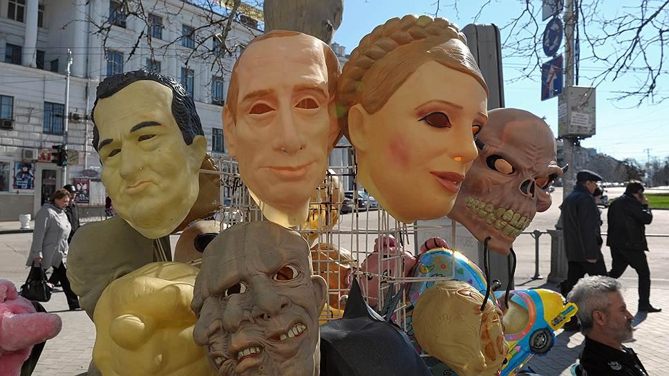 Испугавшись перемен в Киеве, Крым решил обратиться к Москве